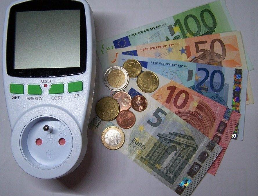 argent et compteur