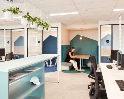 Comment aménager un bureau d'entreprise de la meilleure façon ?