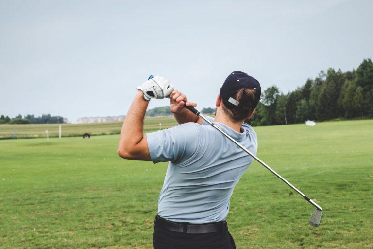 simulateur de golf