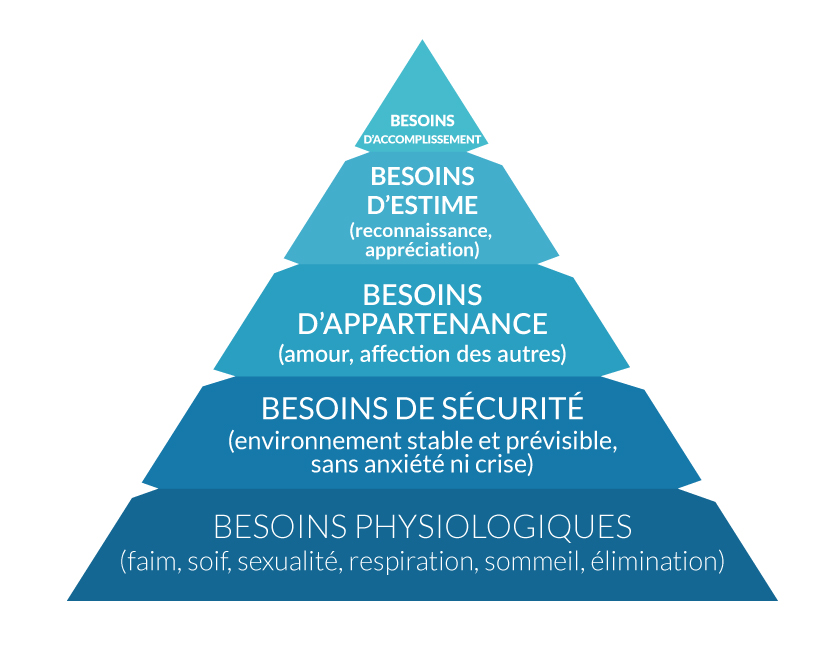 Pyramide de Maslow : Voici pourquoi c'est un mensonge du marketing