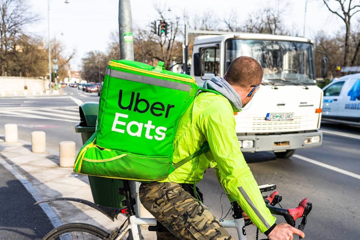 comment devenir livreur Uber Eats en micro-entrepreneur
