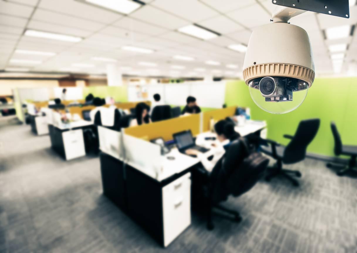 La vidéosurveillance en entreprise, une installation règlementée