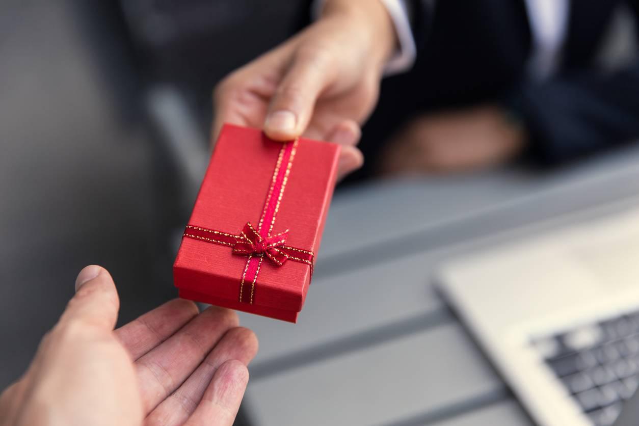 choisir un cadeau d'entreprise