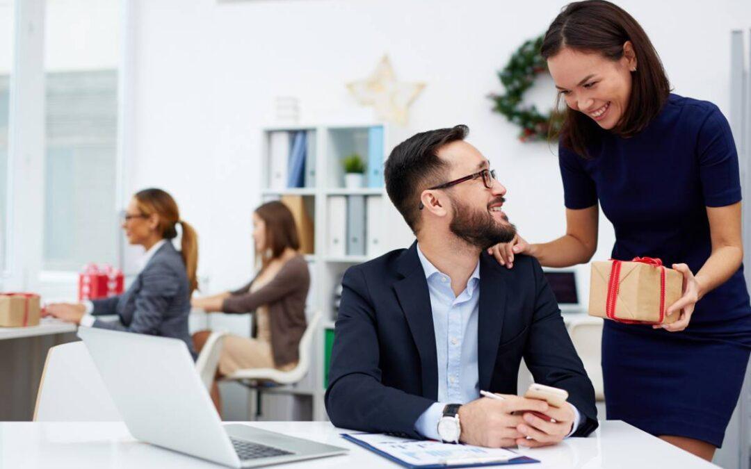 3 solutions pour un cadeau d'entreprise réussi
