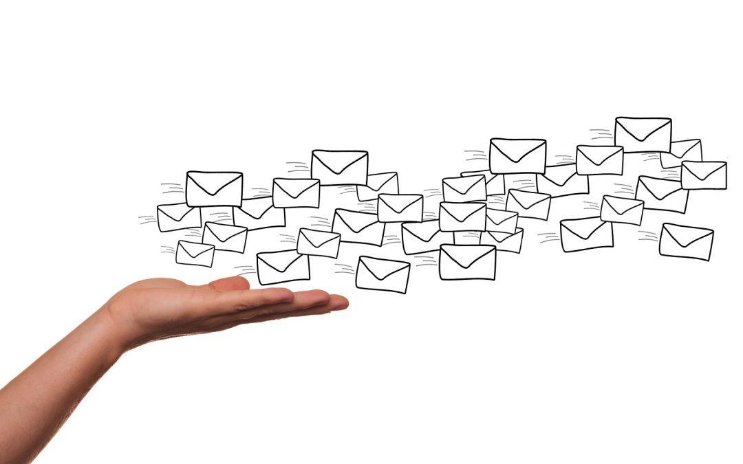 Services et outils de marketing par courriel
